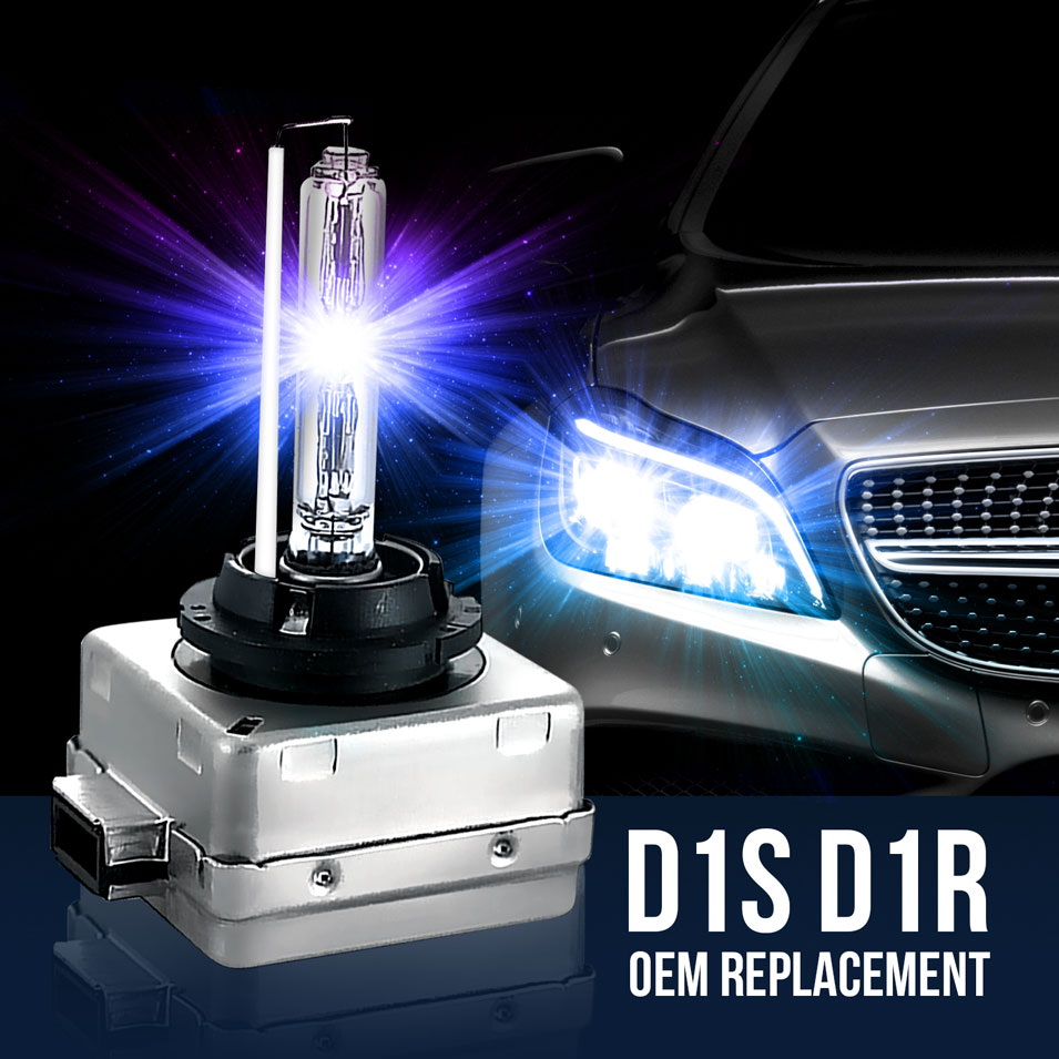 2x D1s D1r Oem Hid Xenon Headlight Replacement For Philips Or Osram Bulbs Ebay
