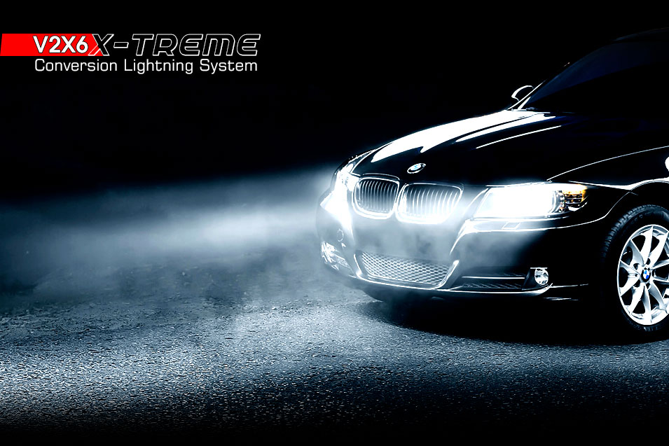 Generation 5 SERIES - Premium Performance HID Lighting System