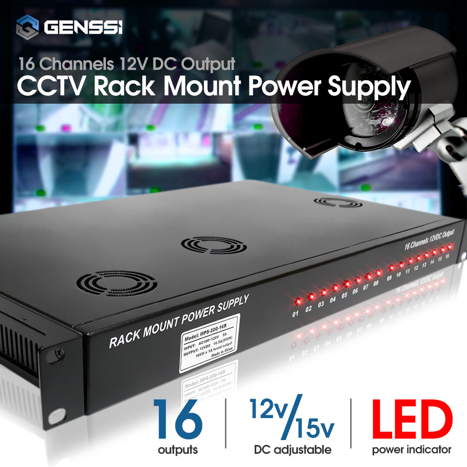 15 Ampere Adjustable Power Supply